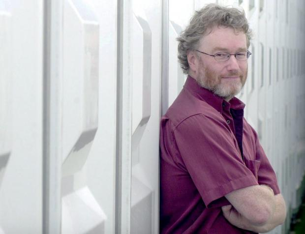 The National: Iain M Banks's Consider Phlebas is to be adapted into an Amazon Prime series. Photograph: Gordon Terris