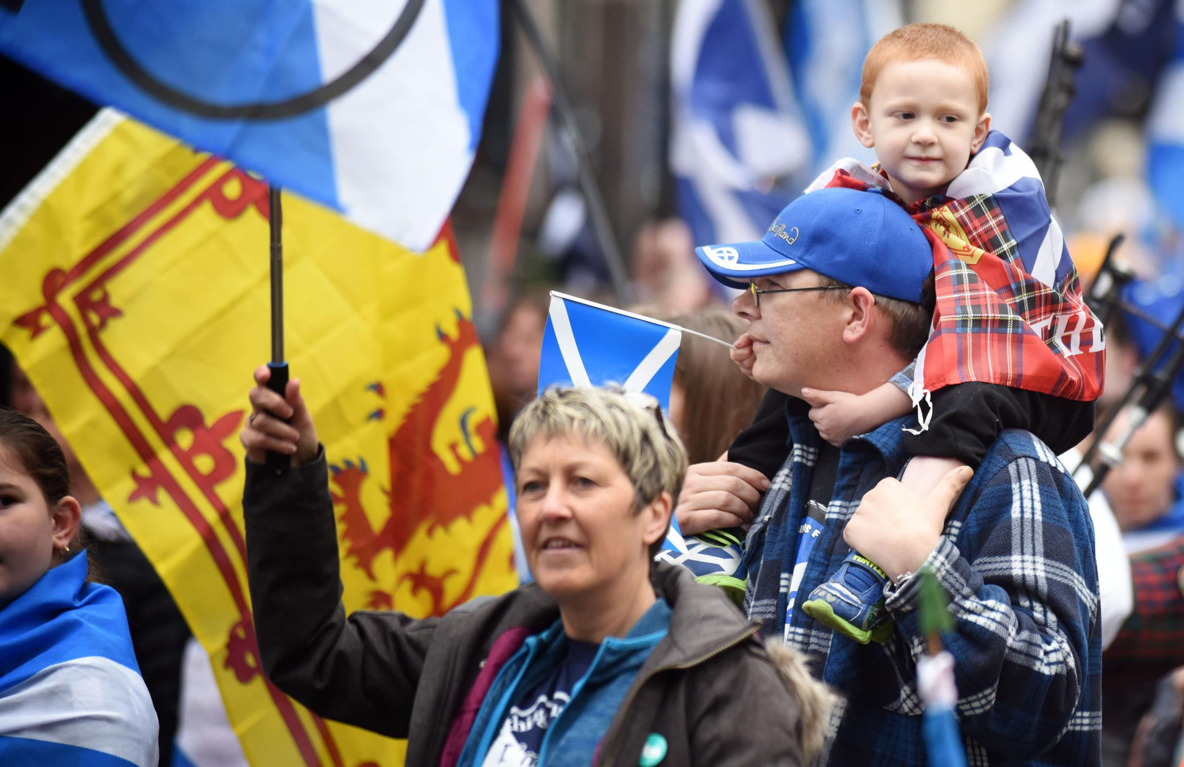 Recent meetings of grassroots Yes groups suggests support for independence remains strong