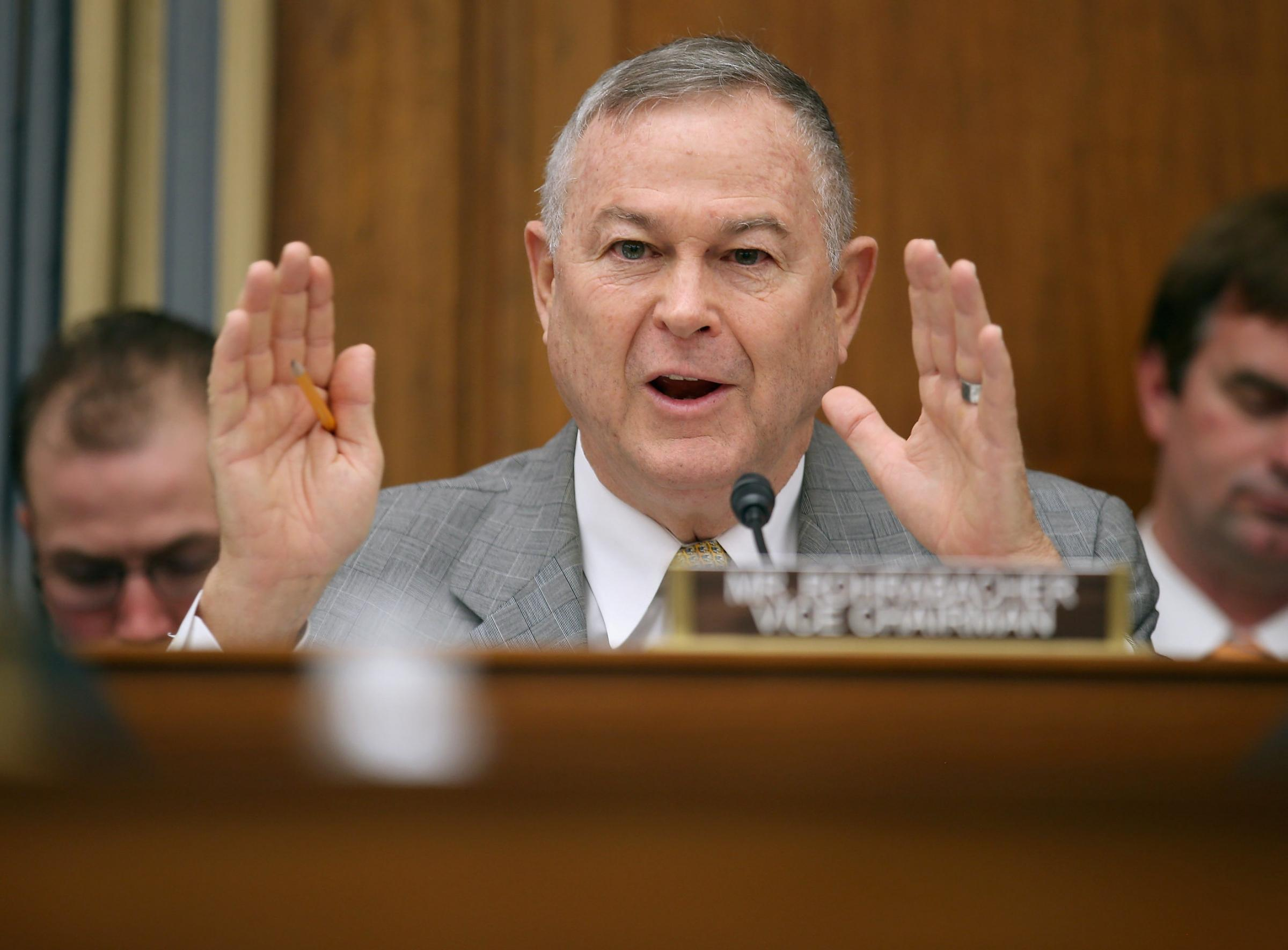 Dana Rohrabacher said regime change in Iran has to come from within and not from without