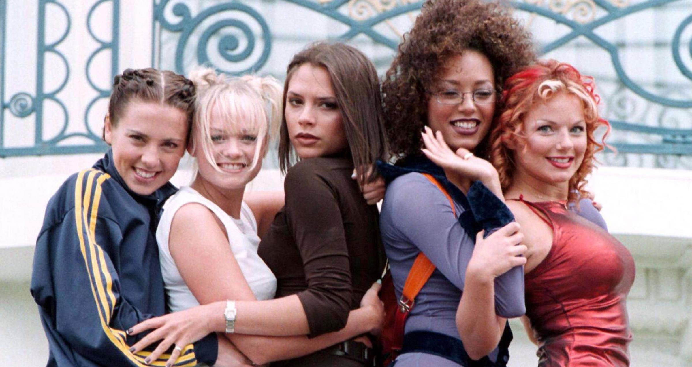 All five of the original Spice Girls have agreed to a fresh collaboration. Photograph: PA