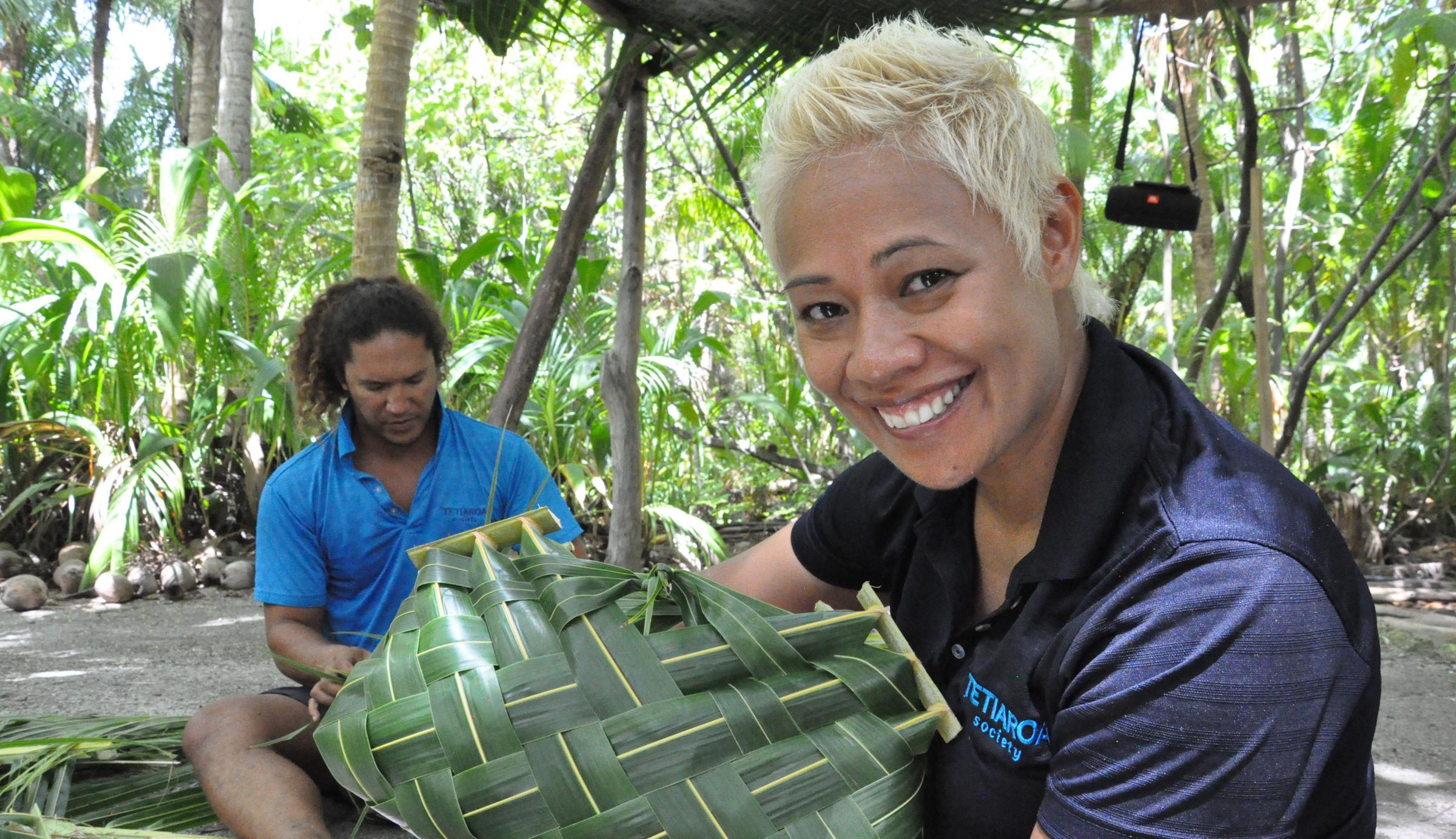 Monica Galetti is in French Polynesia for this week's Amazing Hotels
