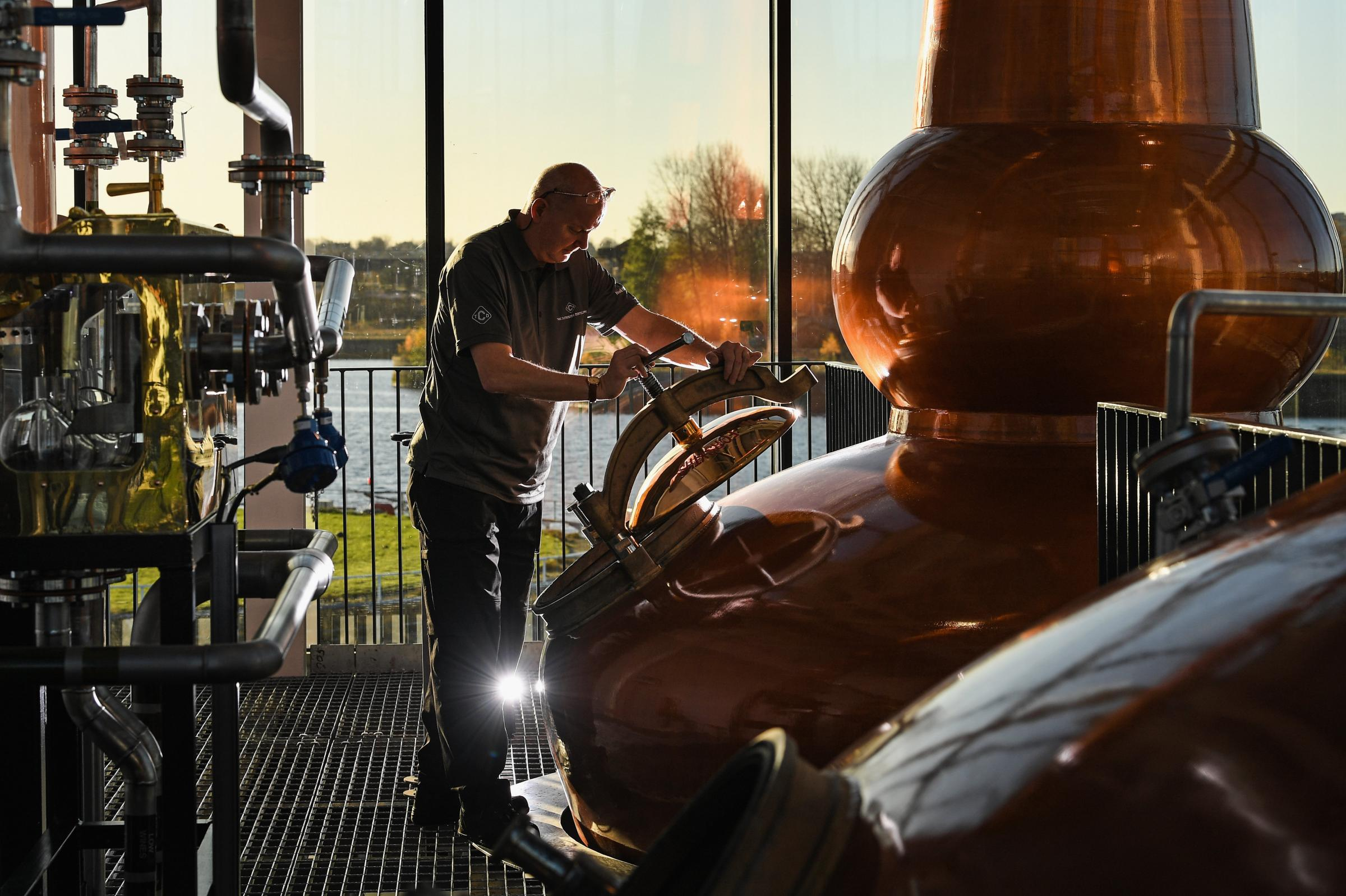 The new Clydeside Distillery opened in November 2017
