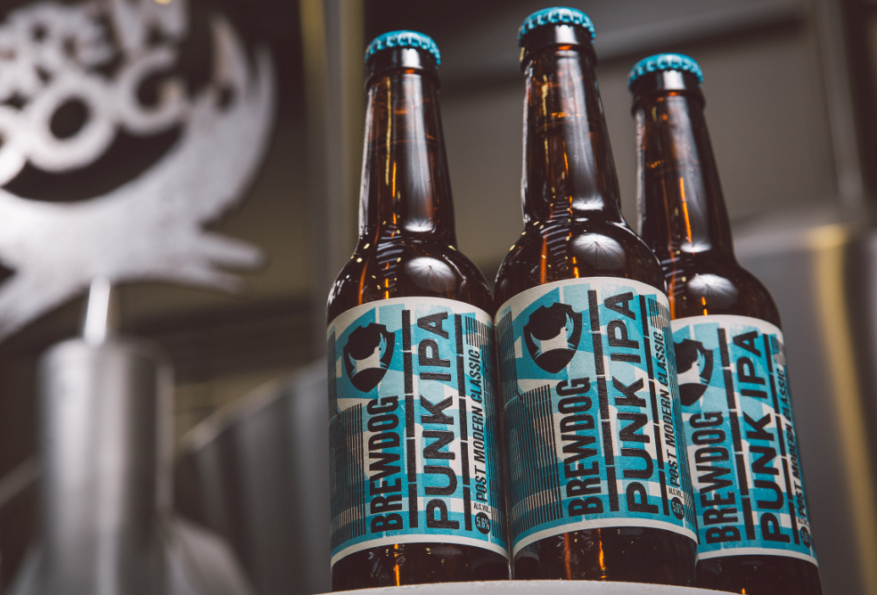 BrewDog predicts Punk IPA will become the UK's favourite beer