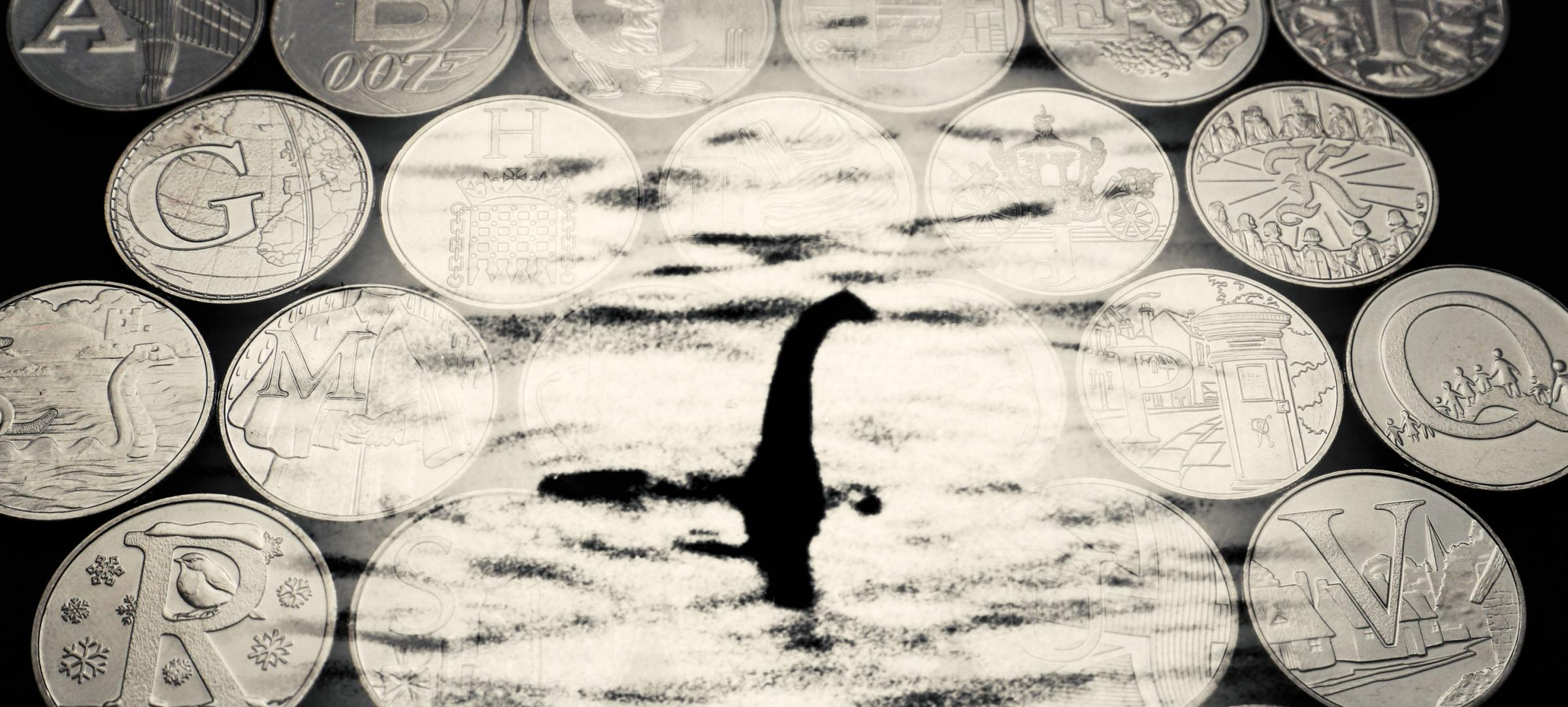 The Loch Ness Monster defies Scottish claims to rational enlightenment. Photograph: PA