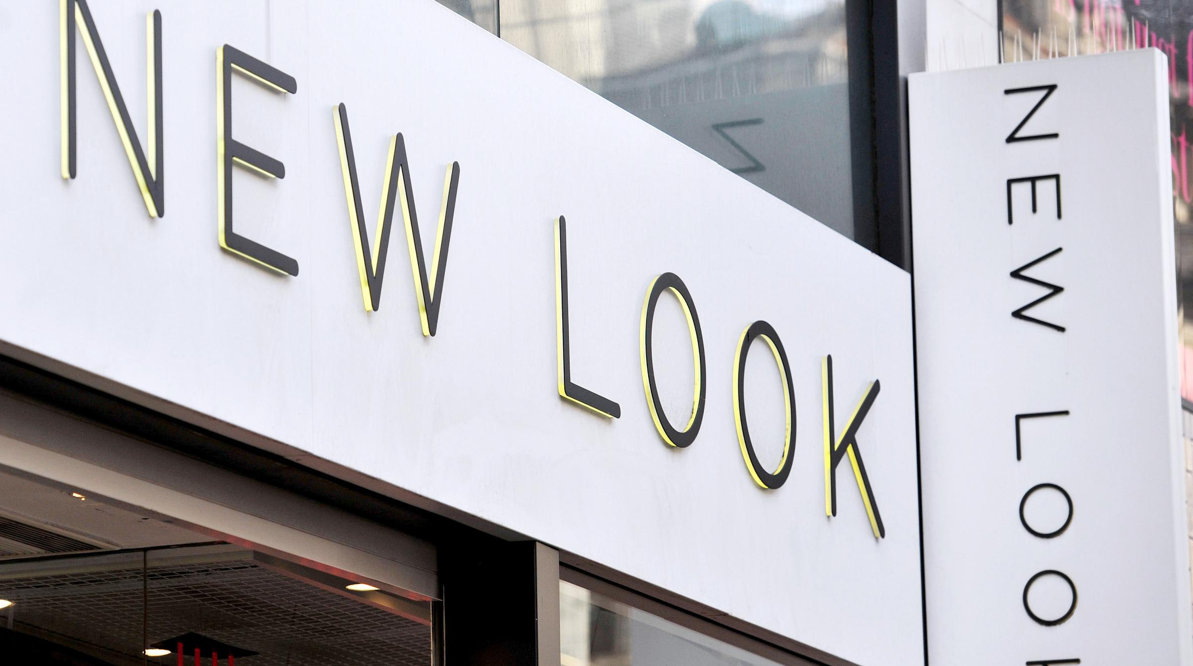 New Look recently posted a pre-tax loss of £123.5m. Photograph: PA