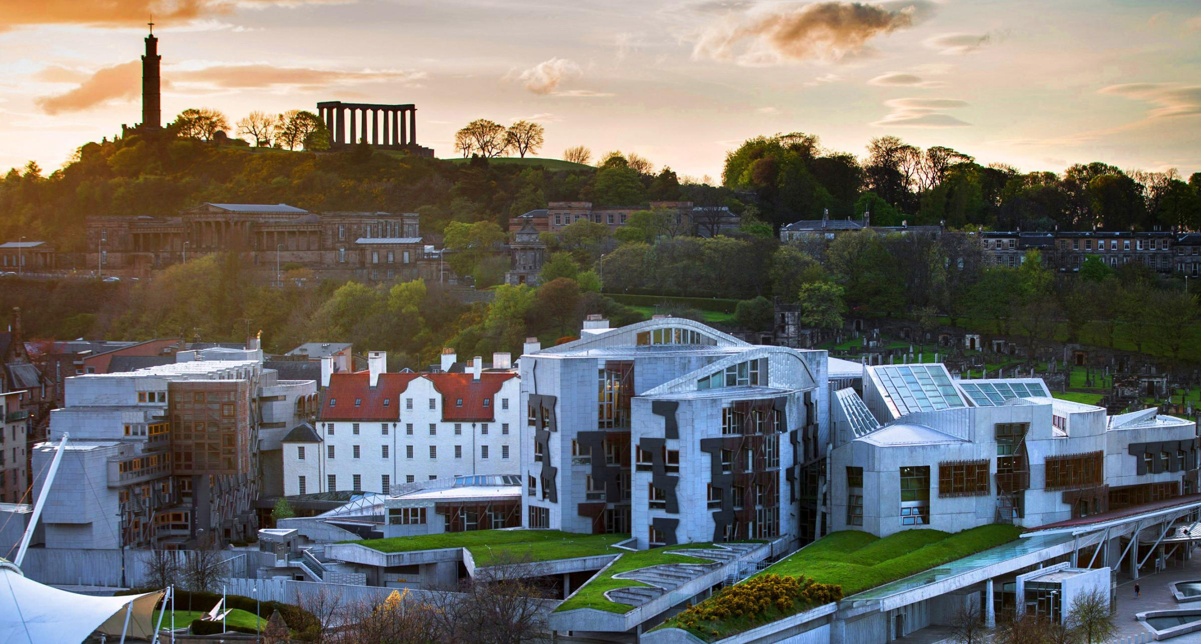 Holyrood must establish a 'legal personality' for Scotland once an independence referendum is won. Photograph: Getty