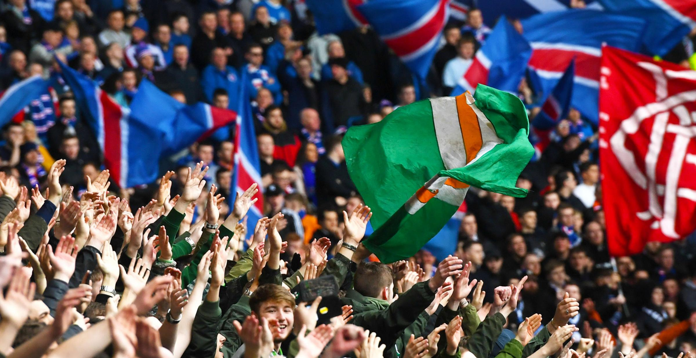 The Old Firm rivalry presents a tricky moral dilemma for Scots
