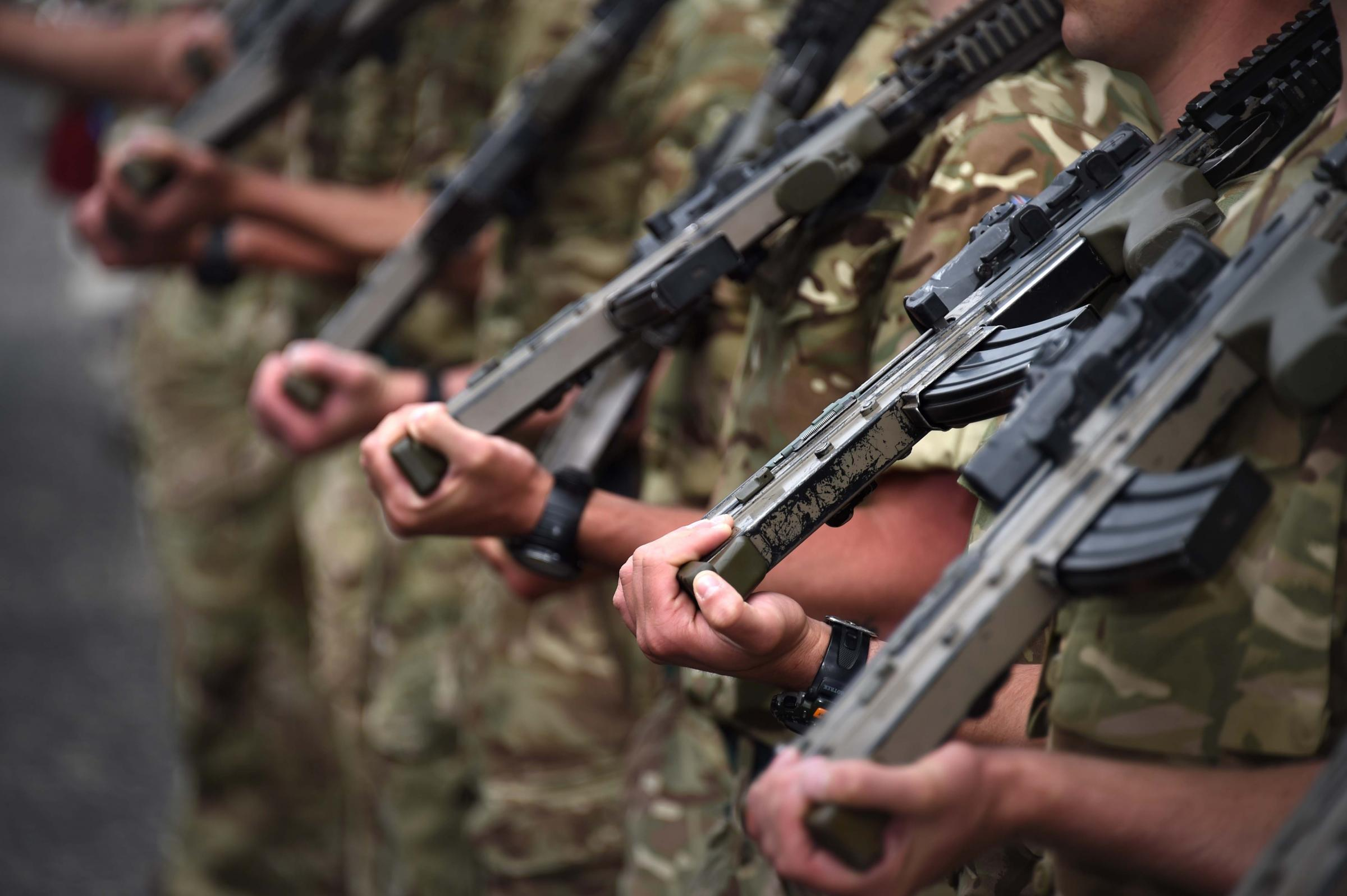Armed forces personnel in Scotland and England are in different financial circumstances