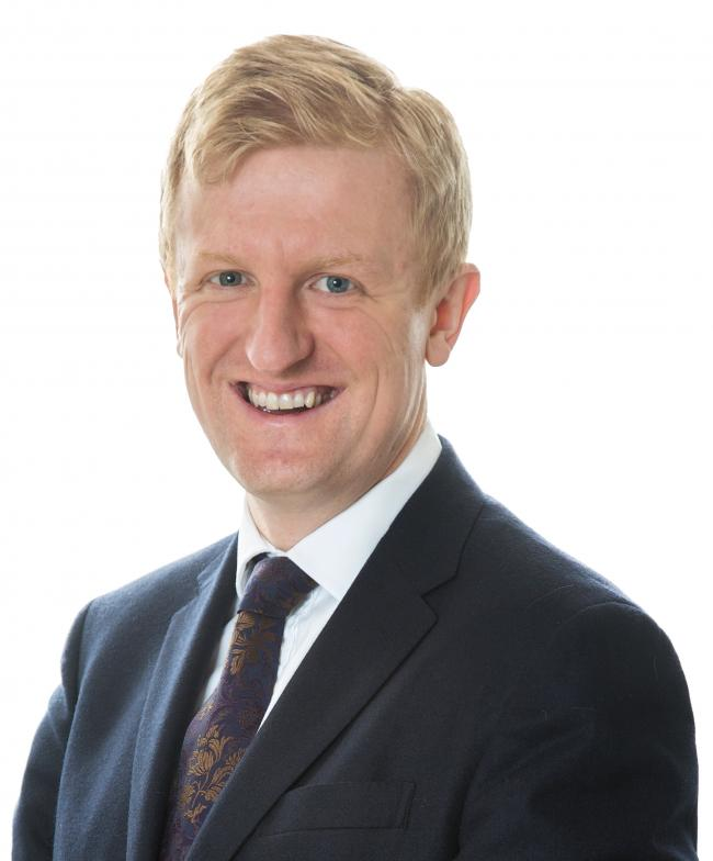 Oliver Dowden has been appointed Digital, Media, Culture and Sport Secretary