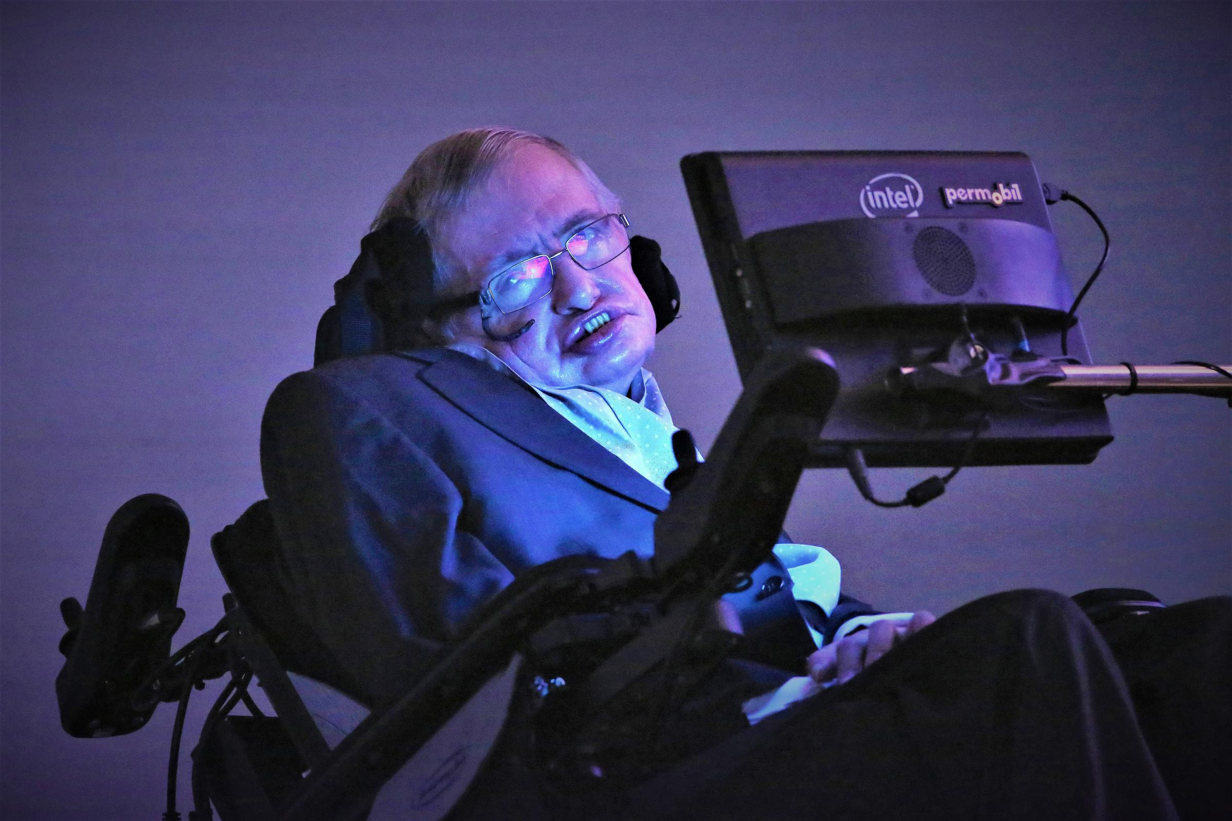 Famed scientist Stephen Hawking died at the age of 76 earlier this week