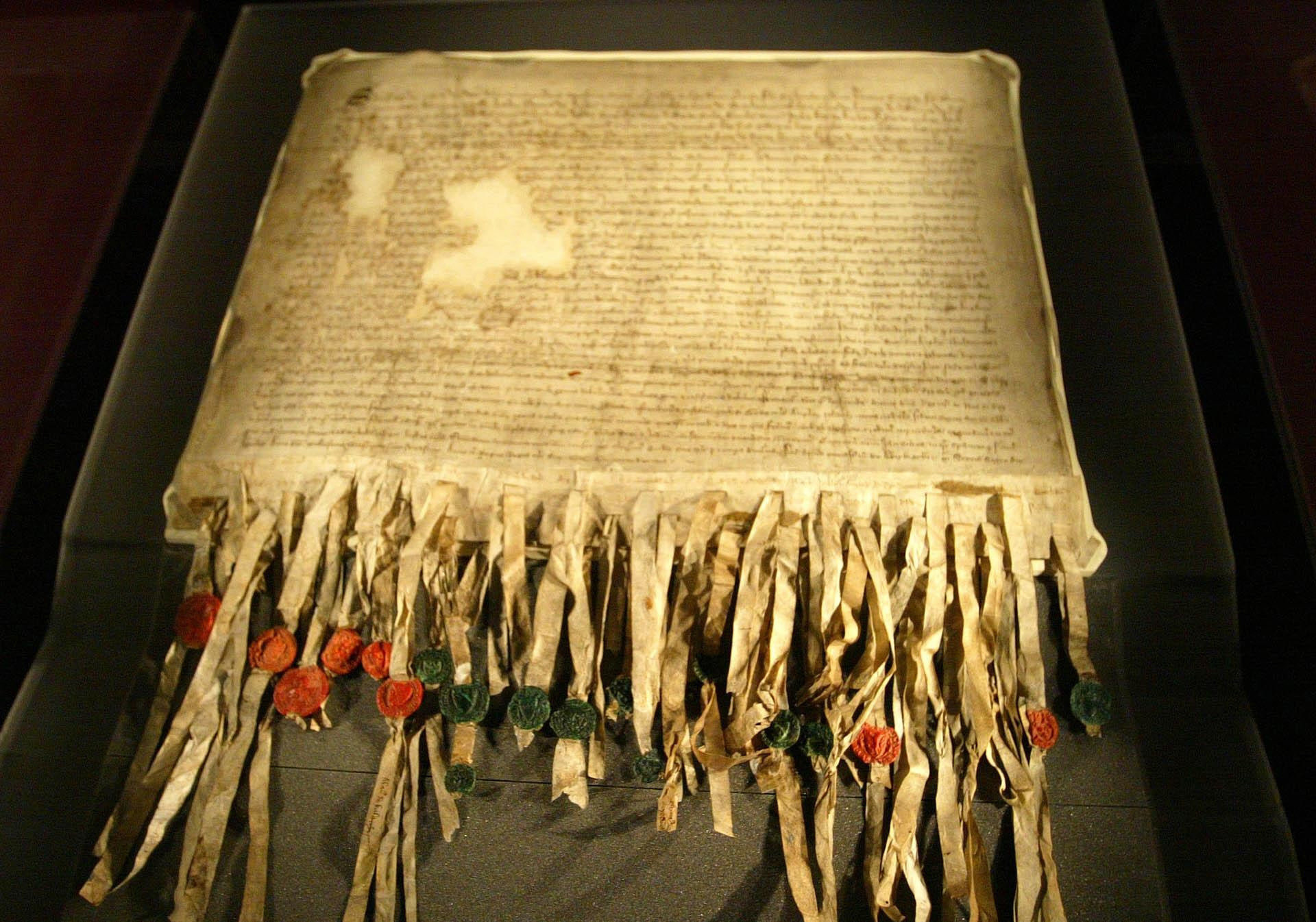 Declaration of Arbroath to go on public display from next year