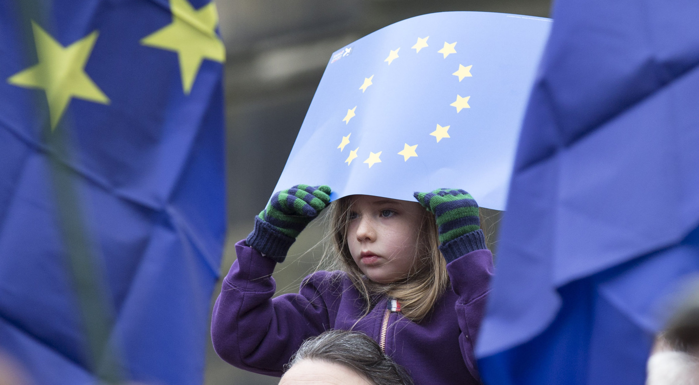 The European Union has shown the value of international cooperation. Photograph: PA