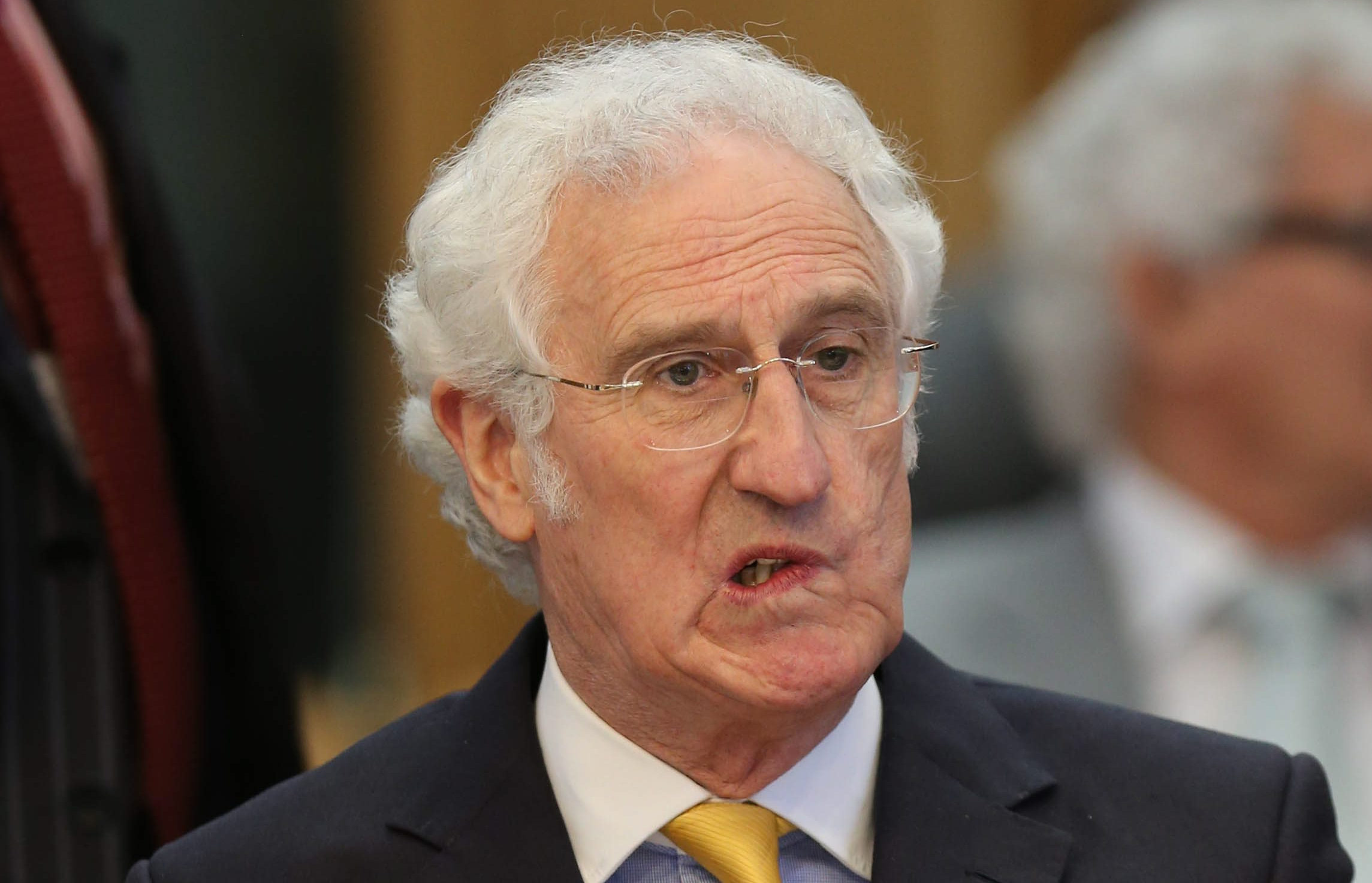 Former Lord President Lord Gill is among those who oppose the introduction of a register