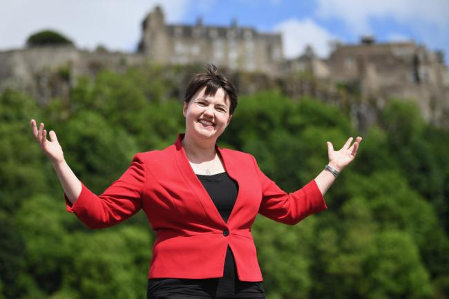 Ruth Davidson's Tories can't stop hitting the headlines