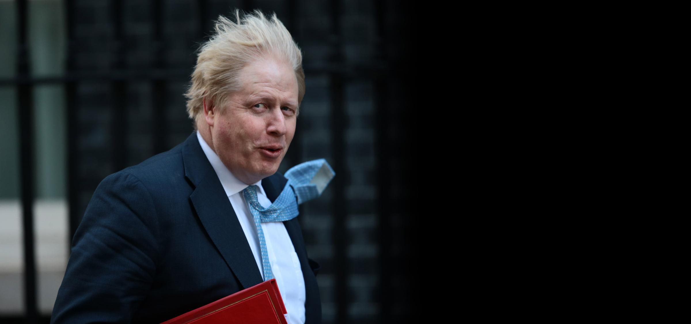 Boris Johnson wasn't entirely honest when he said there was 'no doubt' Russia was to blame for the Salisbury attack. Photograph: Getty