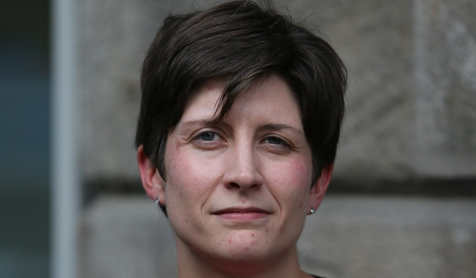 Glasgow Central MP Alison Thewliss is running a campaign against the Conservative welfare policy