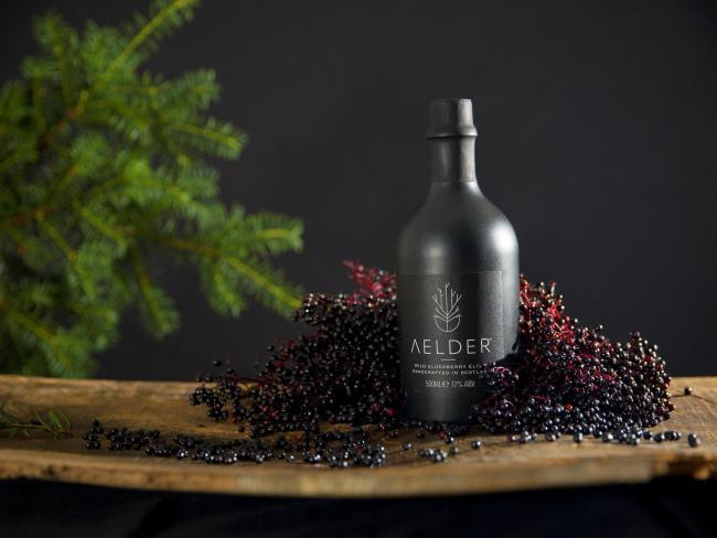 8f7092b9c728 The secrets behind award-winning elderberry liqueur