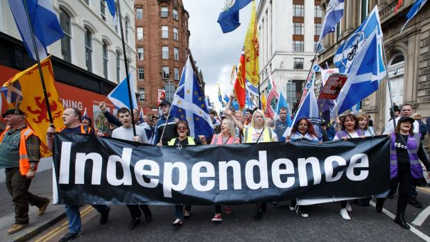The National: Revealed: How Scotland would vote in a second independence referendum