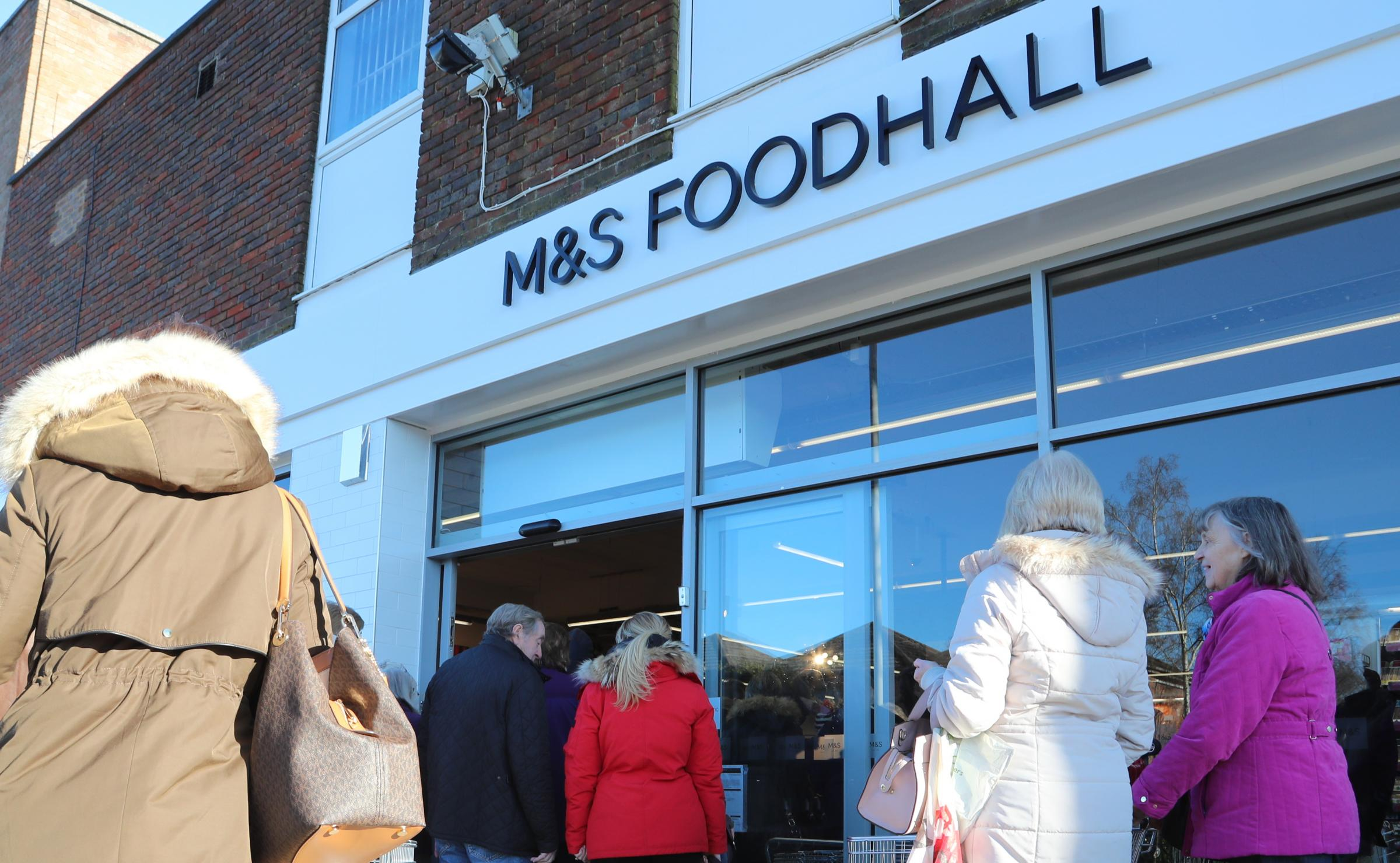 M&S has been accused of leaving Young's vulnerable to increased production costs