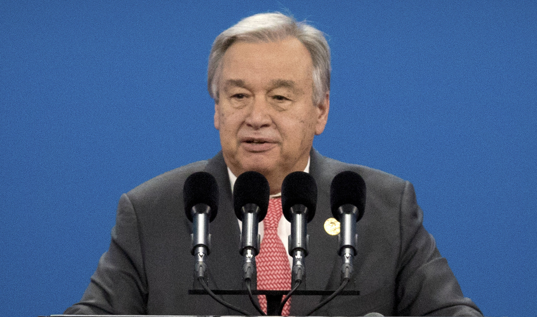 Antonio Guterres, UN secretary-general, wants a probe into the alleged chemical attack on Douma