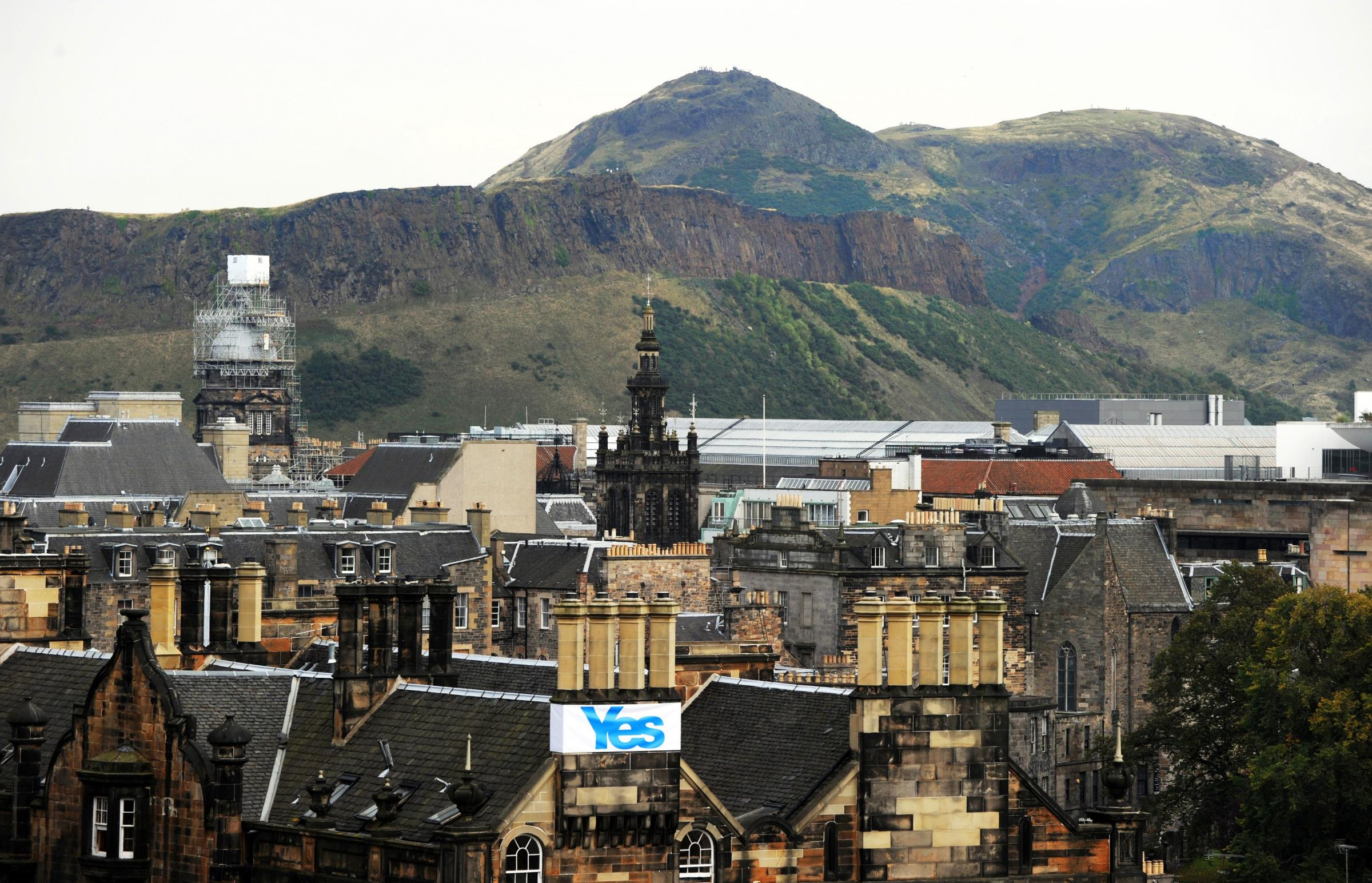 Edinburgh voted 70 per cent to remain in the EU, so will it now be possible to convert some of its 2014 No voters?