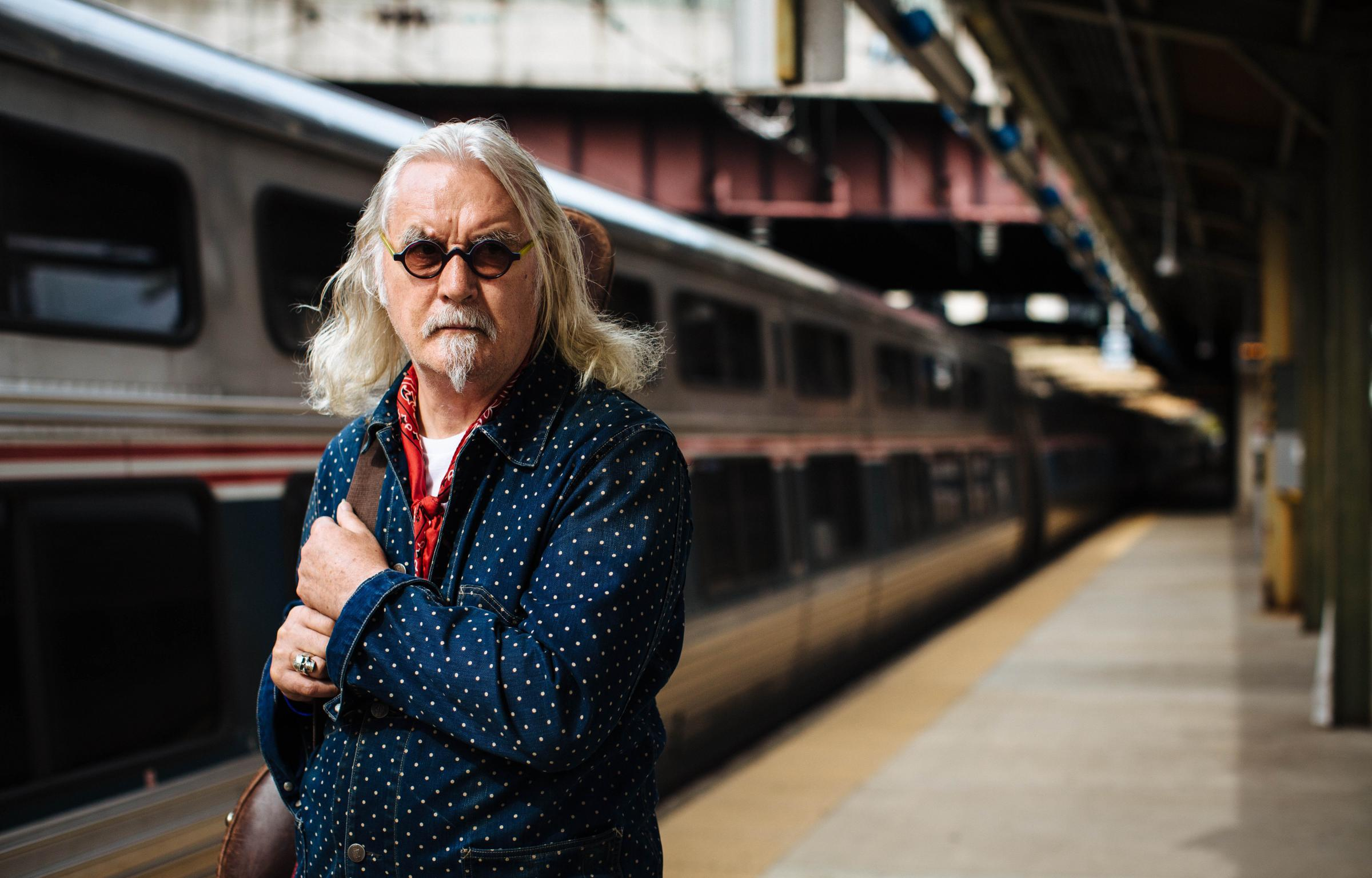 Billy Connolly says he isn't patriotic, but what exactly does it mean to be Scottish?
