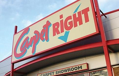 Carpetright said 11 UK stores have already stopped trading