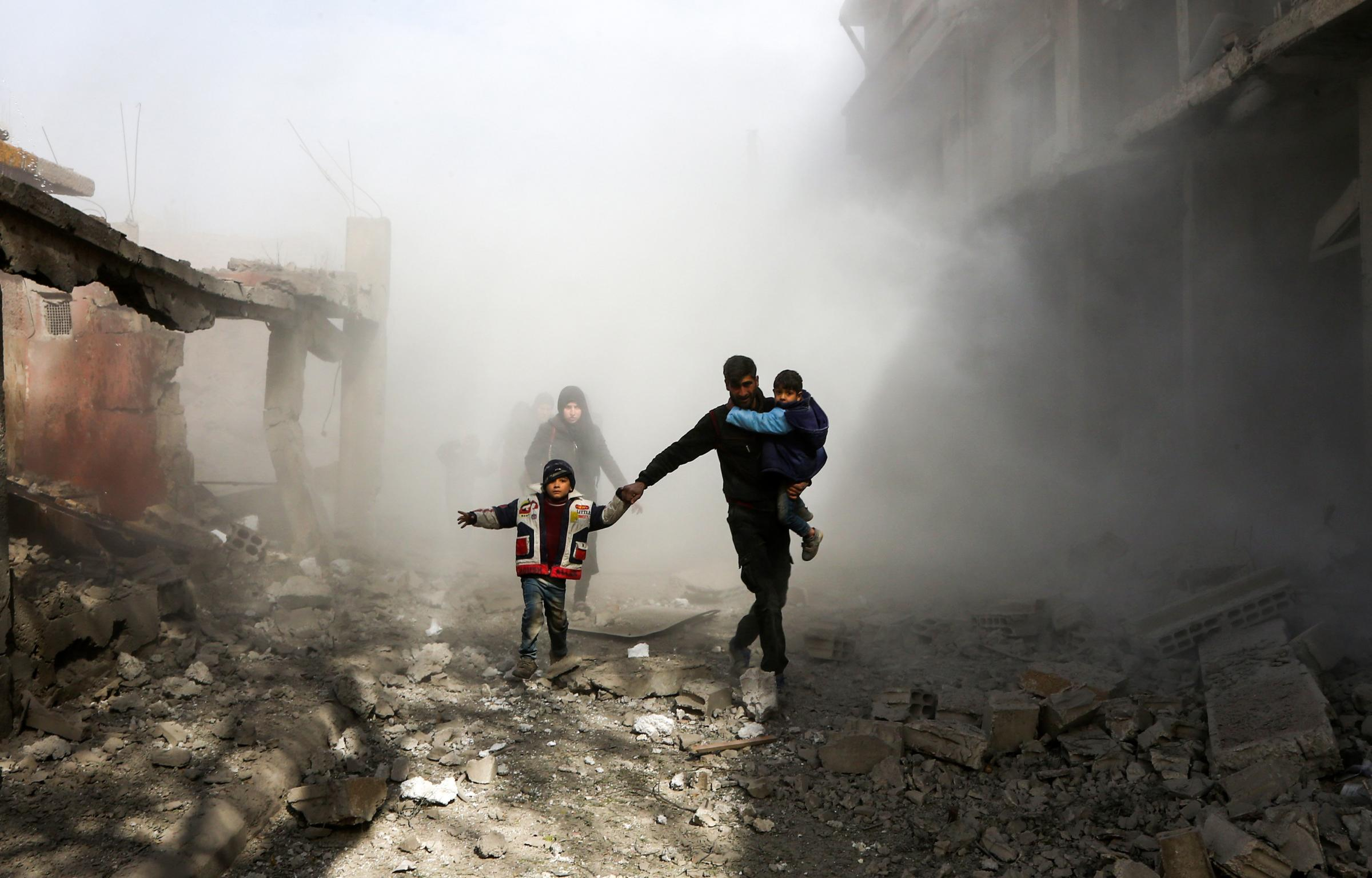 Syria is now synonymous with suffering