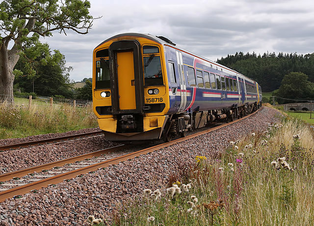 The Borders Railway has been a success but there has been no commitment to open or re-open other routes