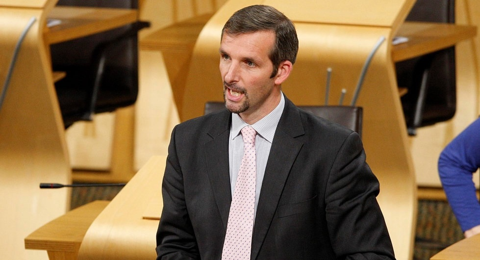 Liam McArthur urged the Scottish Government to press ahead with its plan to introduce a presumption against jail sentences of less than 12 months