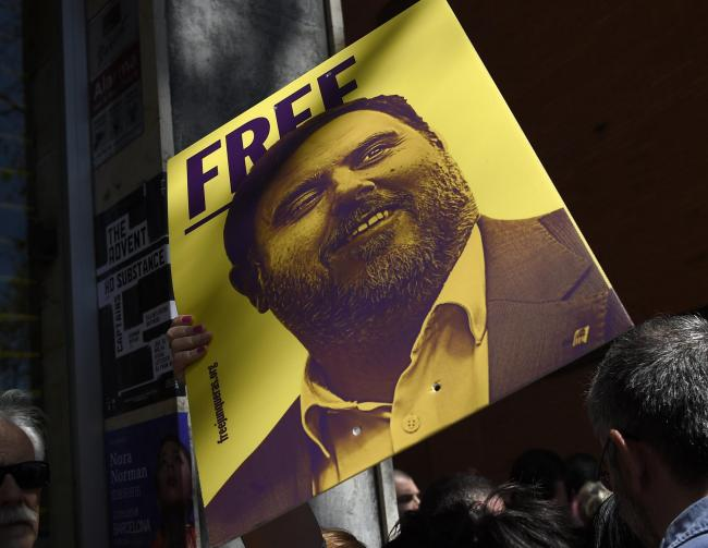 Oriol Junqueras: 'We are facing a political conflict that needs to be resolved'