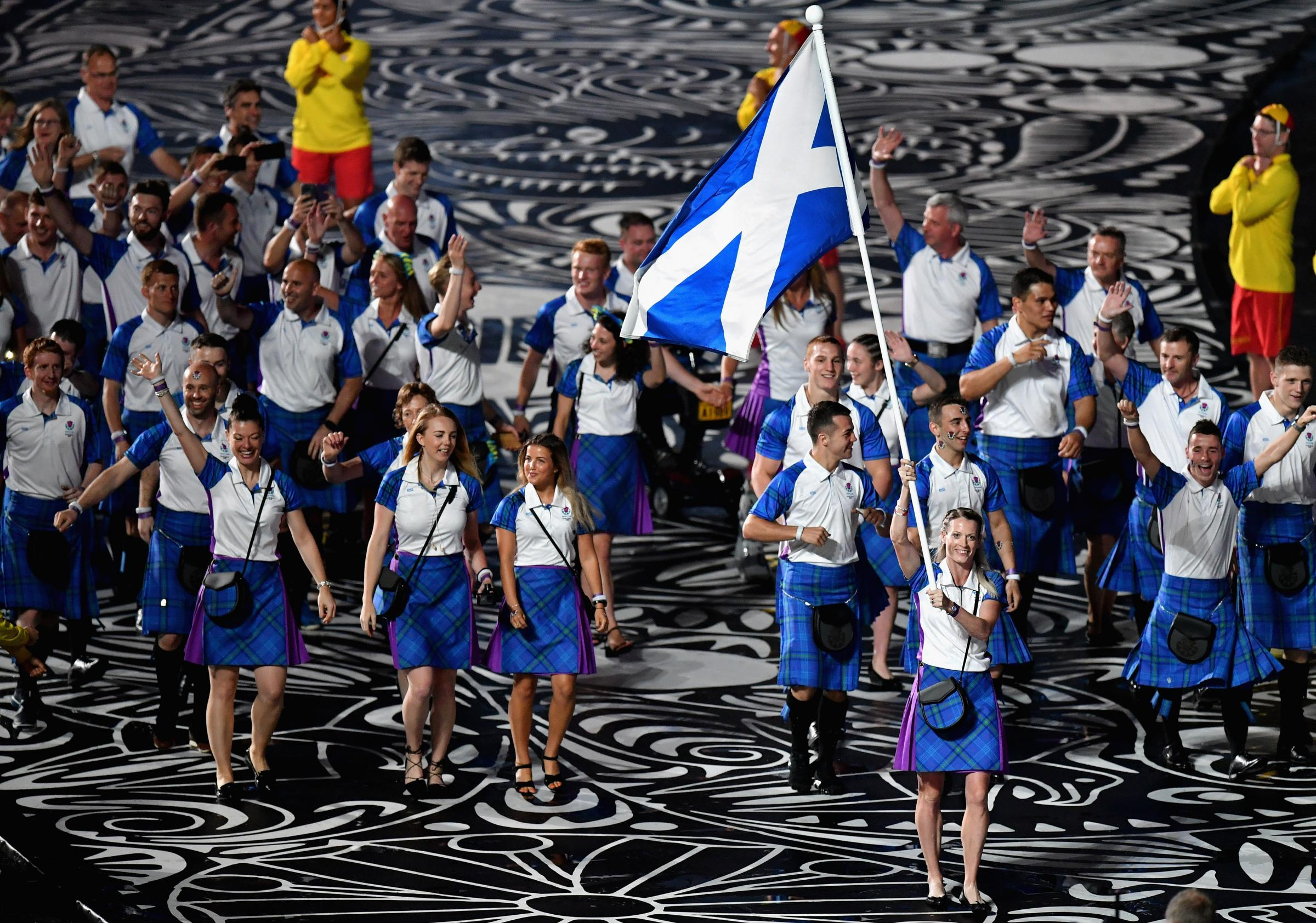 Scotland's athletes performed admirably at the Games