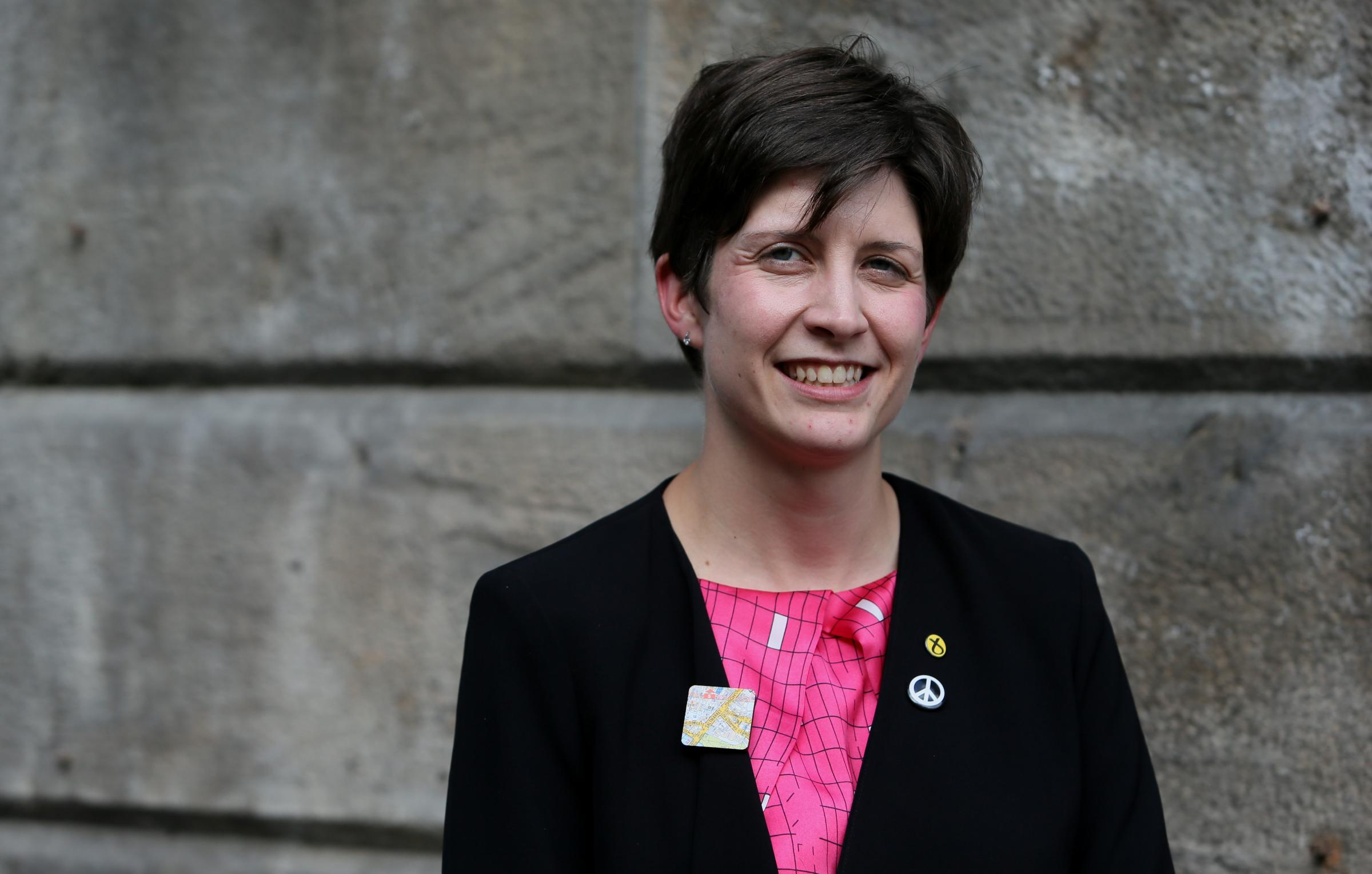 WATCH: SNP's Thewliss nails how independence will benefit EU nationals