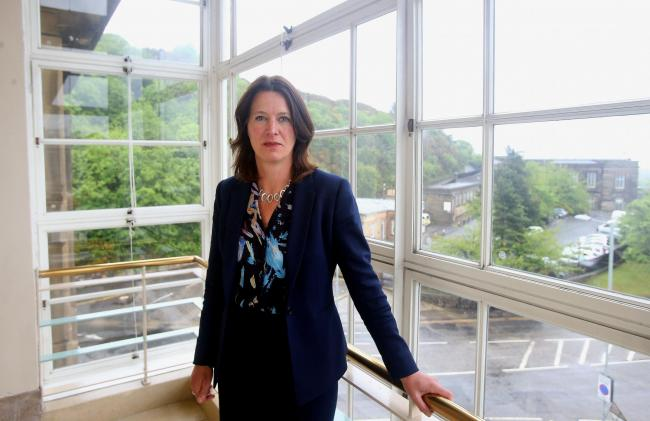 Dr Catherine Calderwood, Scotland's chief medical officer. Photograph: Gordon Terris