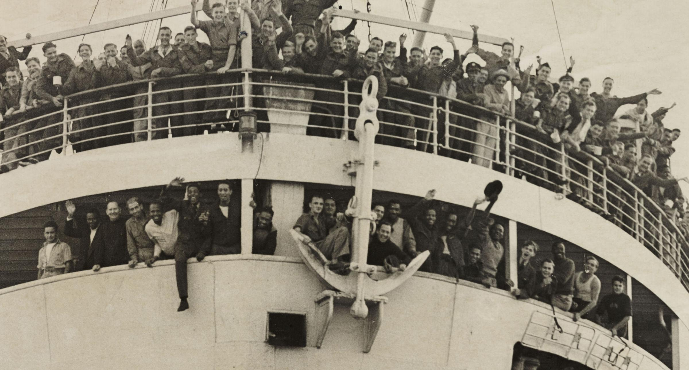 The Windrush generation arrived in the UK between 1948 and 1974