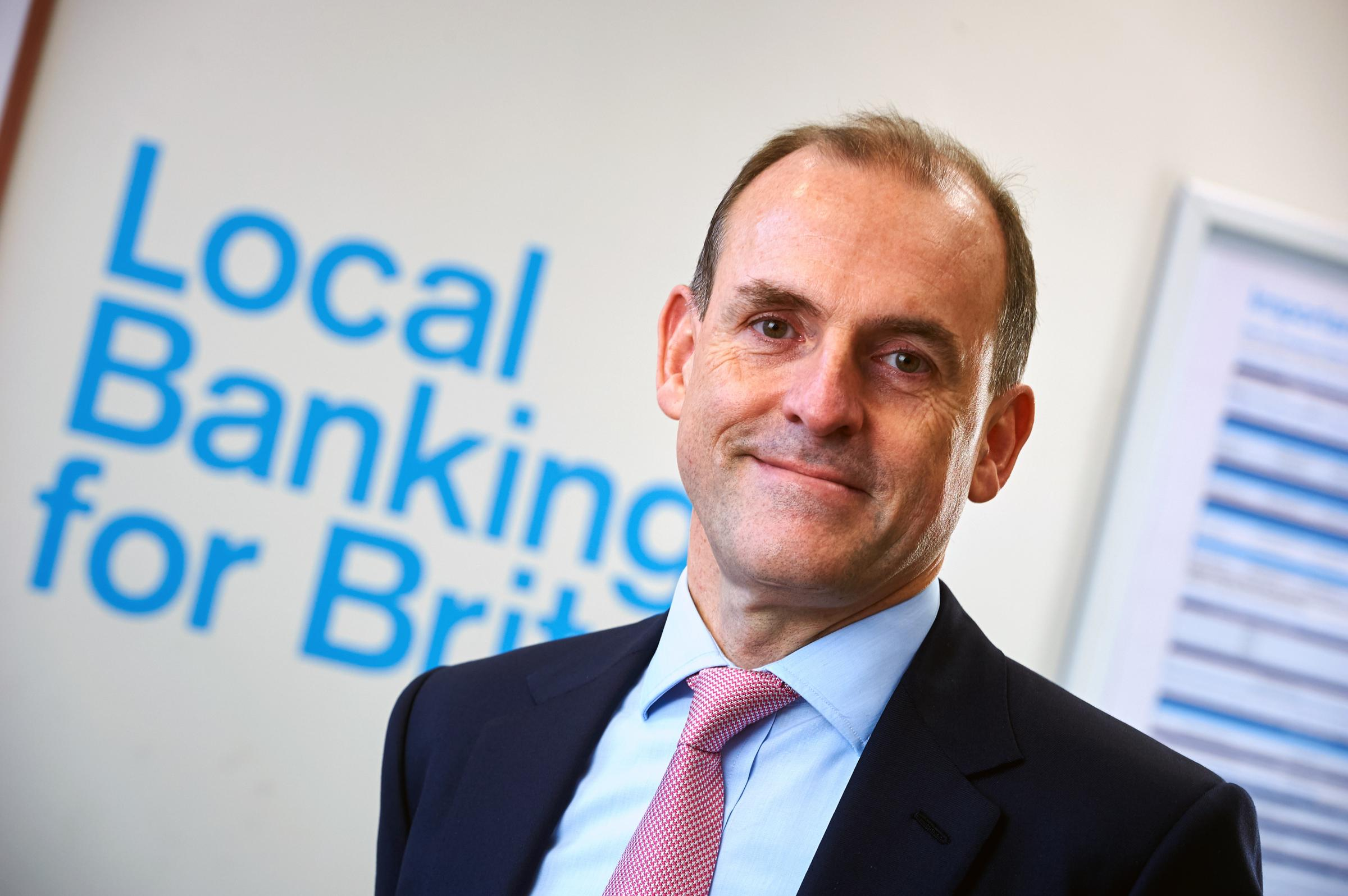Paul Pester, CEO of TSB, said customers would not be left out of pocket