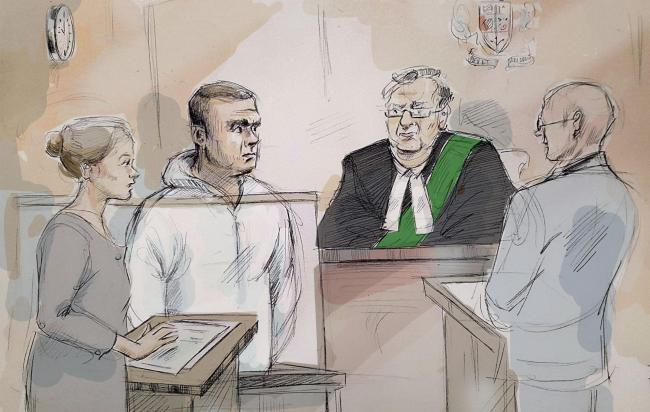 The Toronto suspect Alek Minassian, who appeared in court on Tuesday, posted on Facebook expressing admiration for killer Elliot Rodger