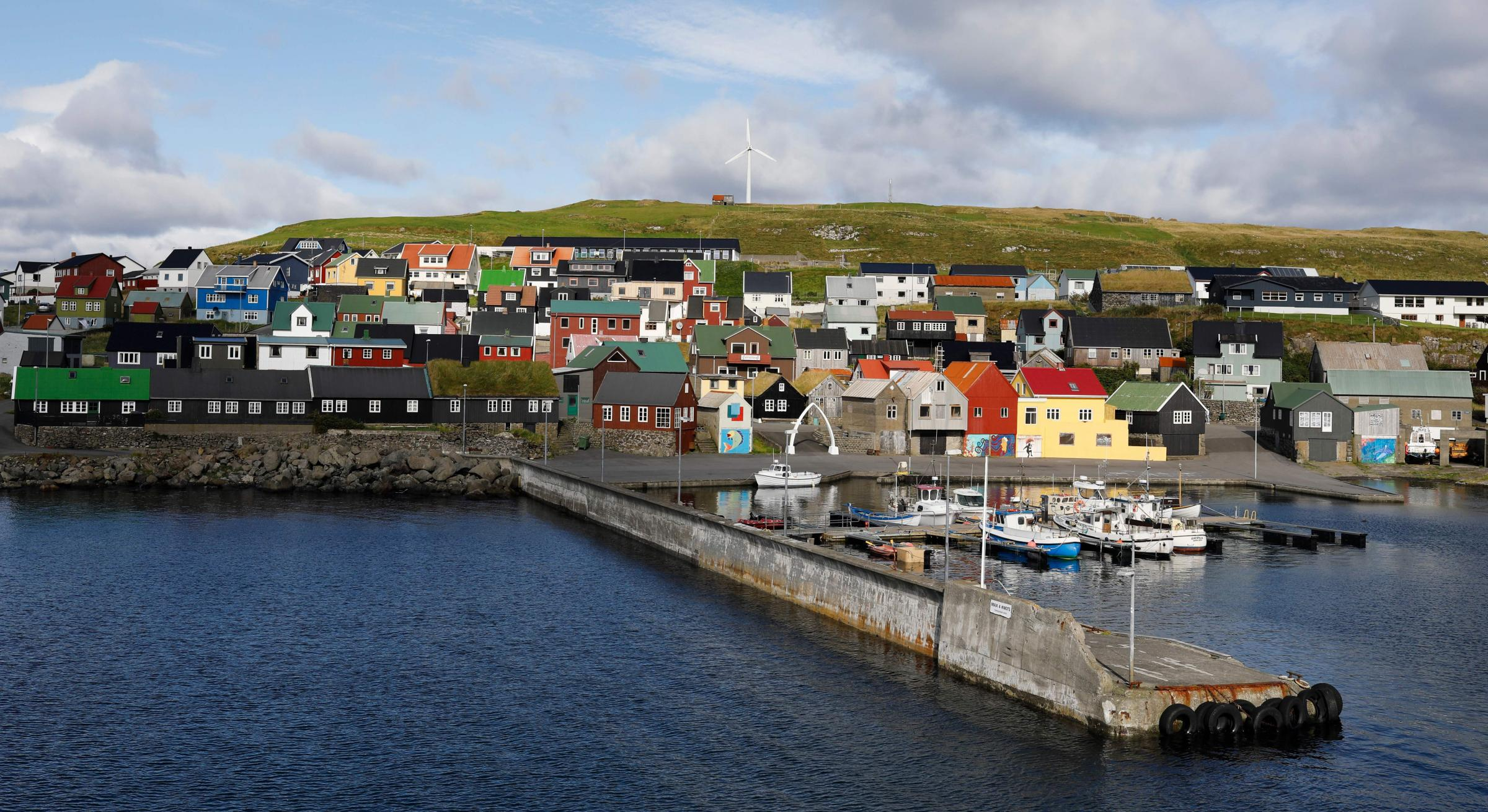 The Faroe Islands will feature in the first film