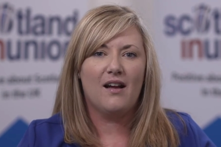 Former Labour MP Pamela Nash is chief executive of Scotland in Union