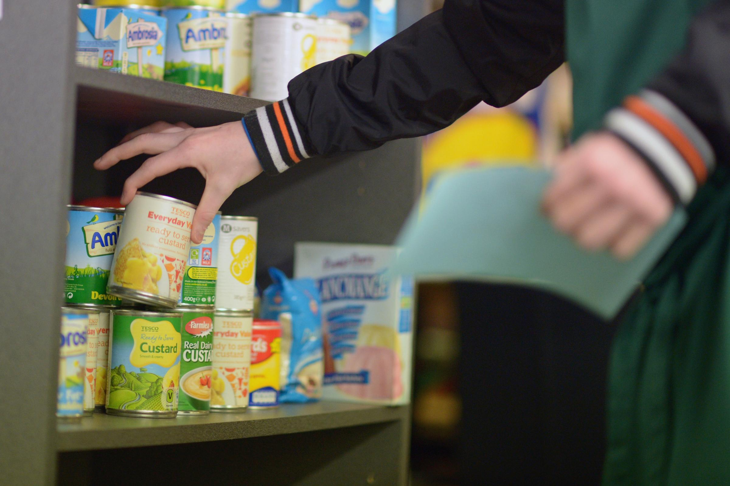 Scottish ministers propose shopping vouchers as a food bank alternative