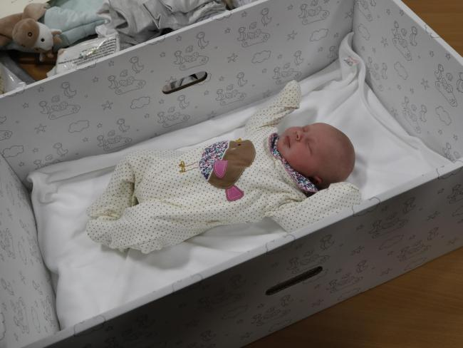 The Royal College Of Midwives Say Using Box Is Better Than Letting A Baby Sleep