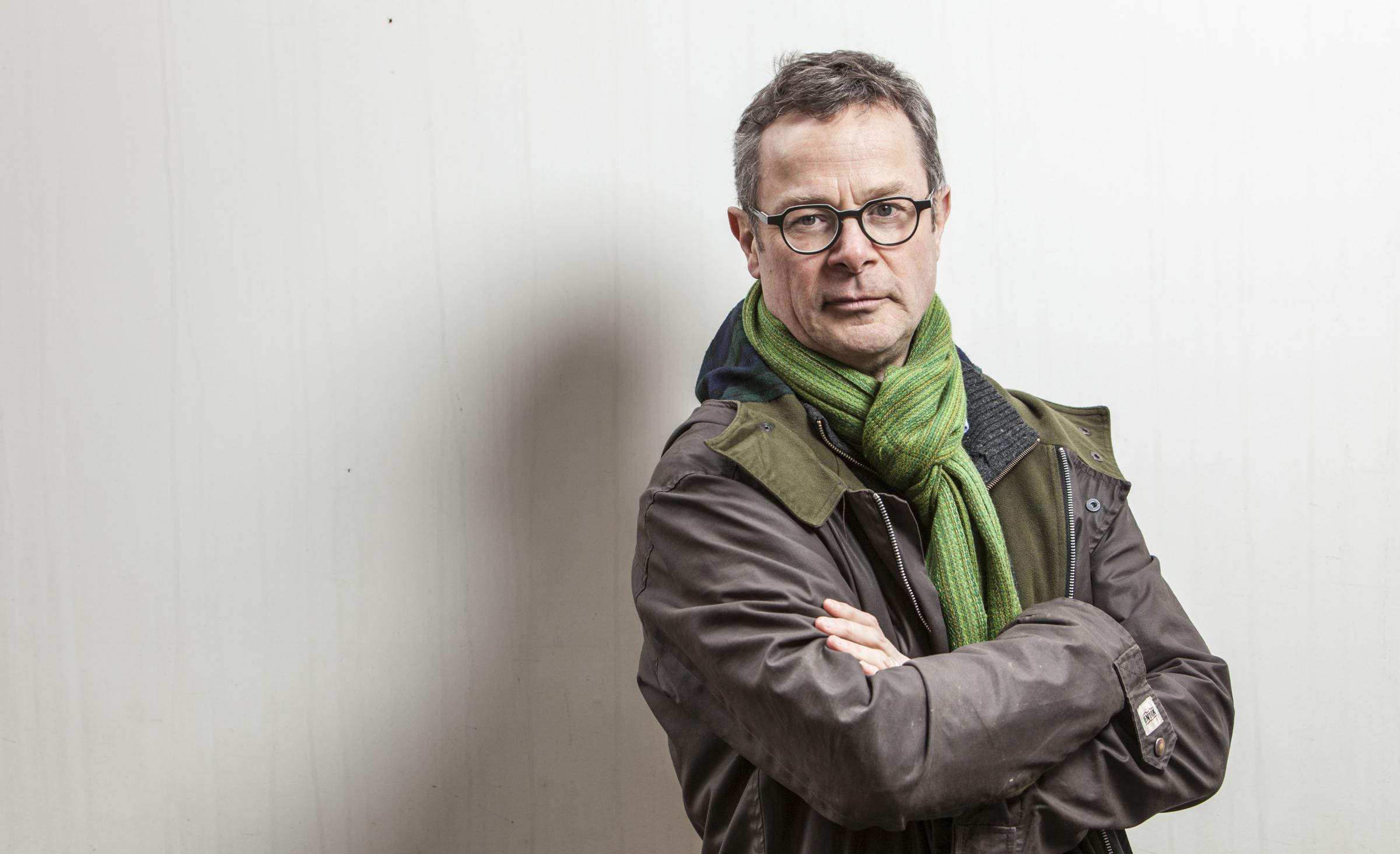 Frustrated: Hugh Fearnley-Whittingstall. Photograph: PA/BBC