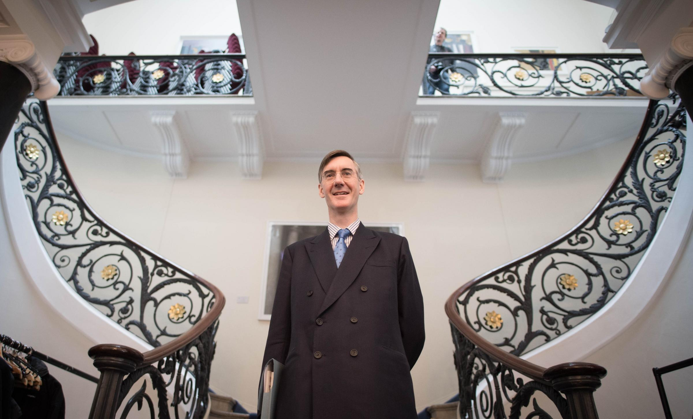 Jacob Rees-Mogg is among those who want the UK to gain full 'regulatory autonomy'. Photograph: PA