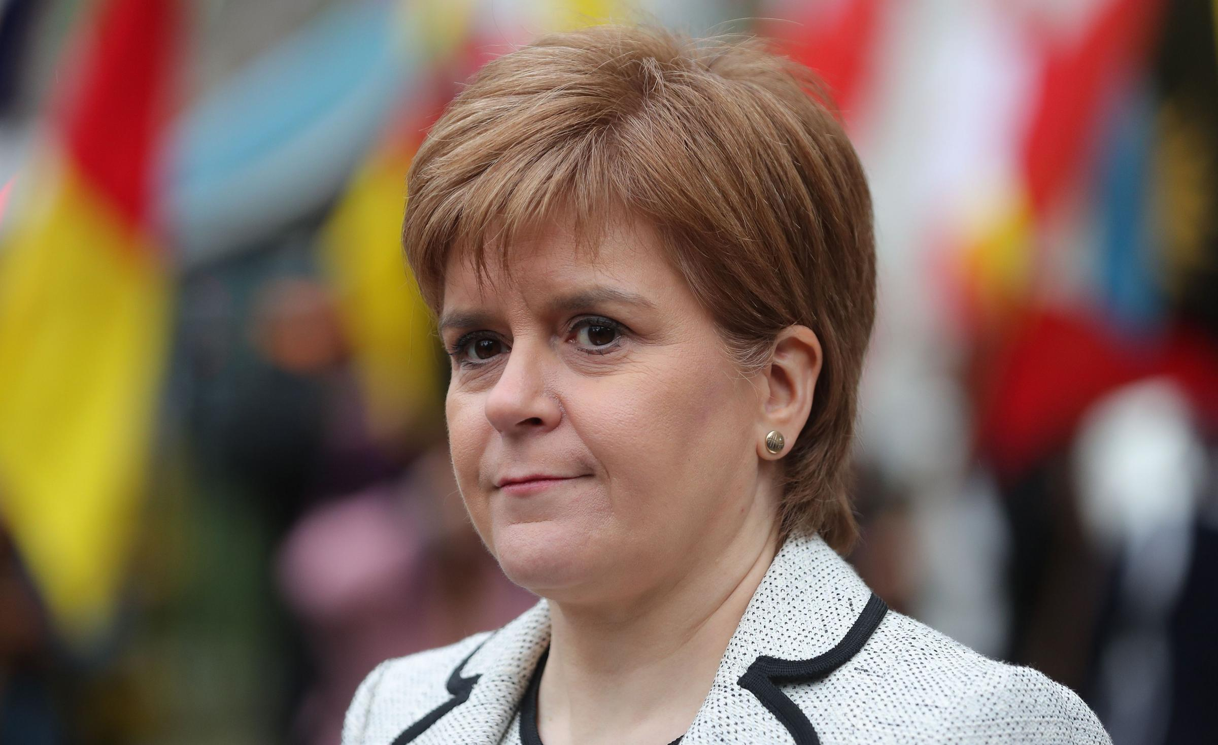 Nicola Sturgeon has this week faced calls to back a second referendum on EU membership