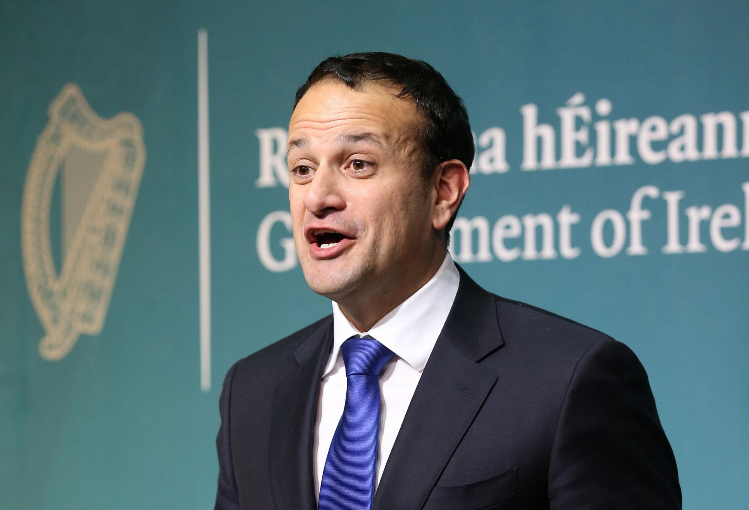 Irish Taoiseach Leo Varadkar has supported Theresa May's preferred option of a 'customs partnership'