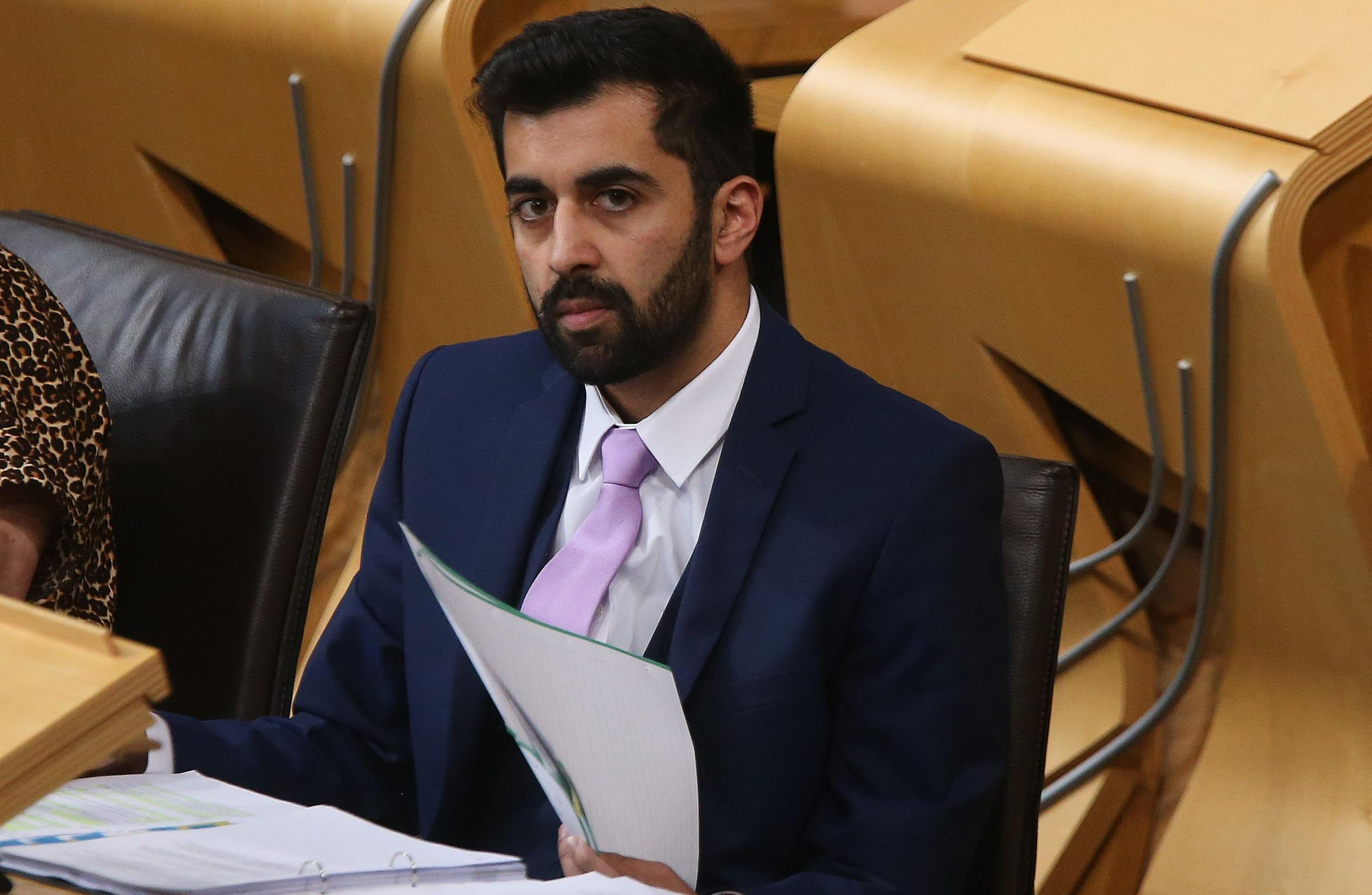 Scottish Transport Minister Humza Yousaf wants Holyrood to be involved