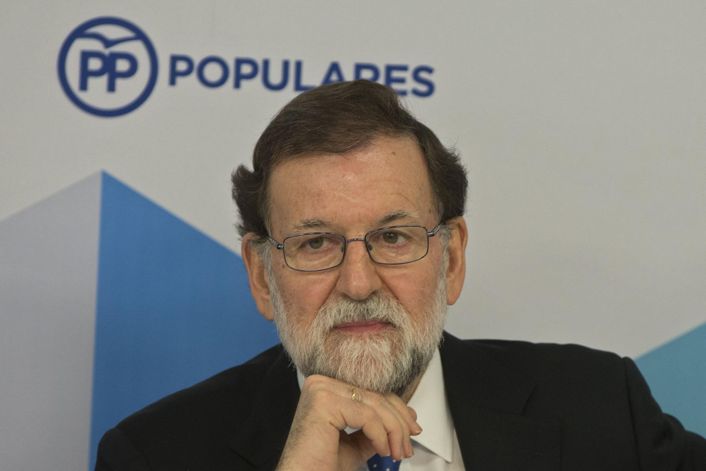 Spanish Prime Minister Marianjo Rajoy could spark a new constitutional crisis