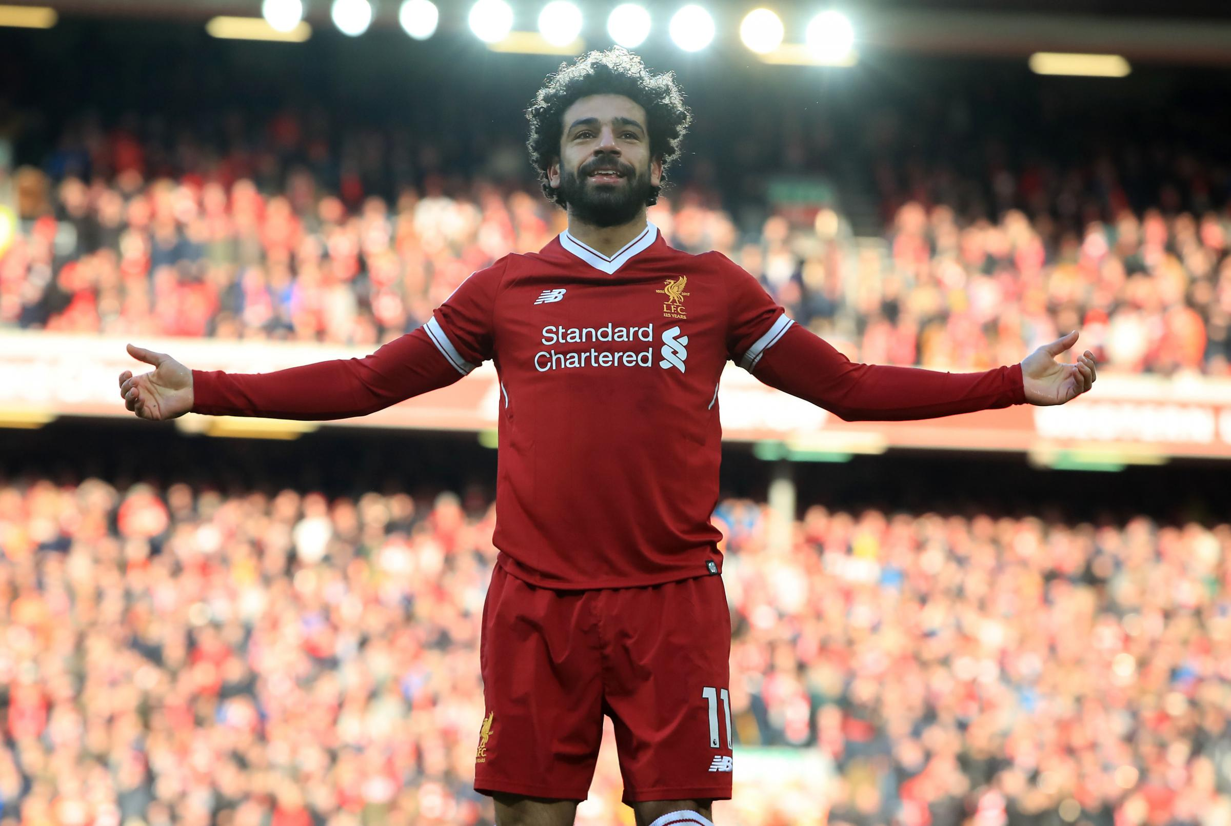 Liverpool footballer Mo Salah has gone from humble beginnings in Egypt to the Champions League final
