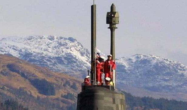 The MoD plans to plough £50.9bn into Trident over the next 10 years