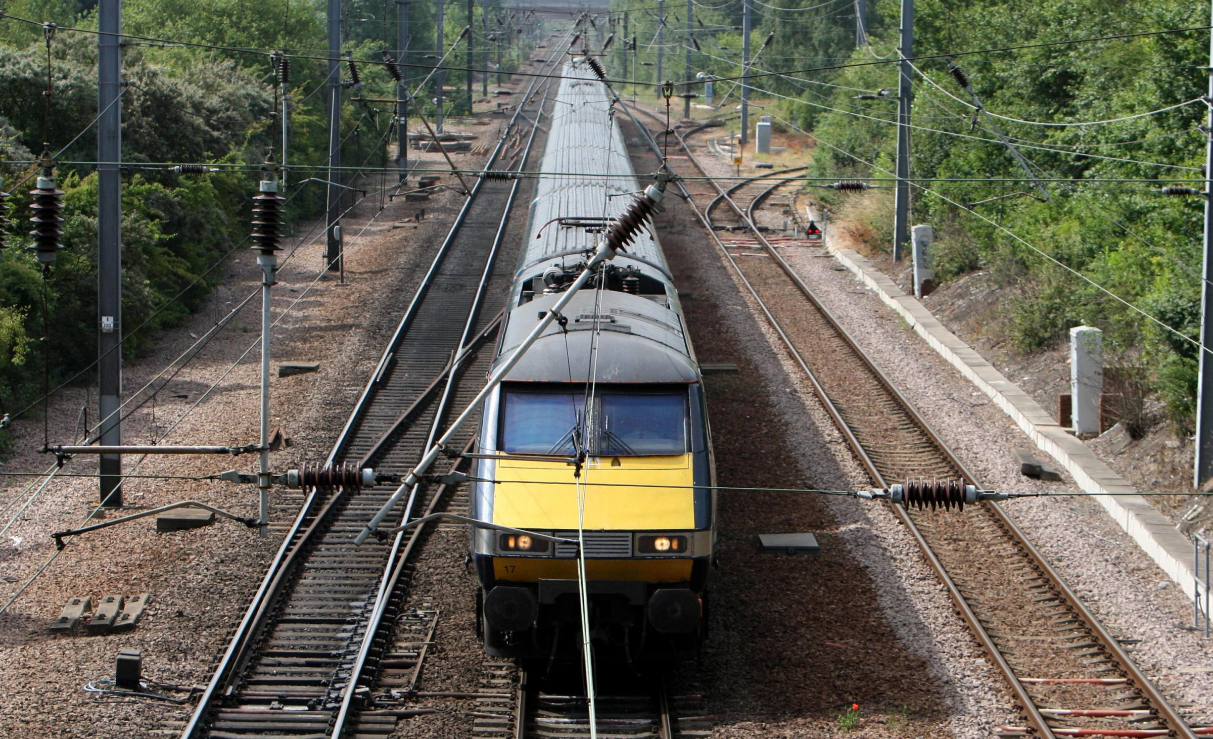 Faults on the line? We love trains, loathe rail operators and mostly use our cars